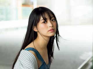 「国民的美少女」出身の谷口桃香、透明美肌で魅せる フレッシュ水着姿も披露