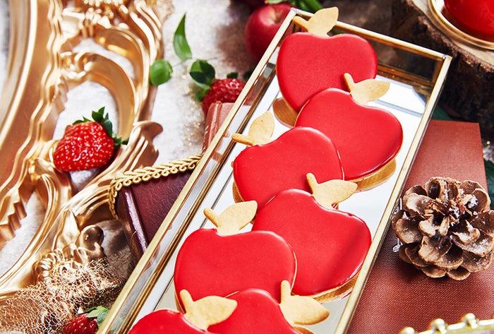 苺で目覚める白雪姫 ~ストロベリー フォレスト~/画像提供:ホテル インターコンチネンタル 東京ベイ