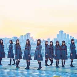 けやき坂46(画像提供:ソニー・ミュージックレーベルズ)