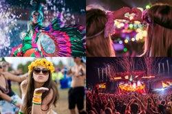 世界3大フェス「EDC」のファッション&楽しみ方をチェック