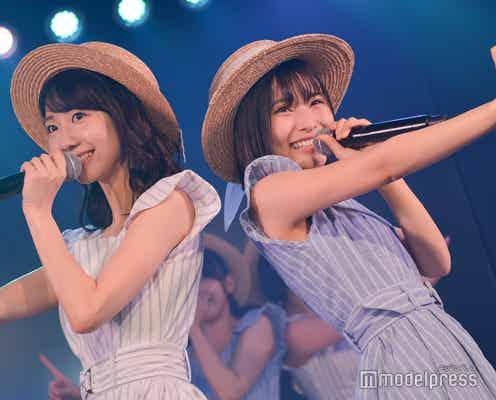 "AKB48福岡聖菜、渡辺麻友から""継承"" 新生チームB公演開幕<「シアターの女神」公演レポ>"