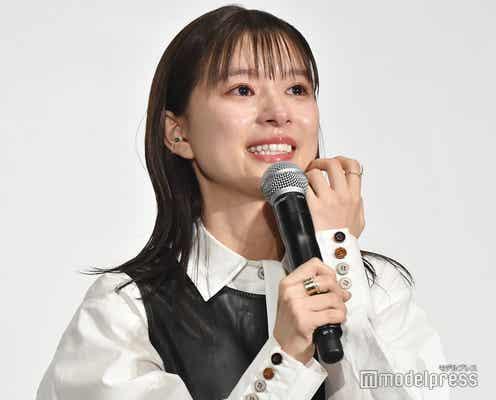 芳根京子、サプライズバースデーに号泣 北川景子ももらい泣き<ファーストラヴ>