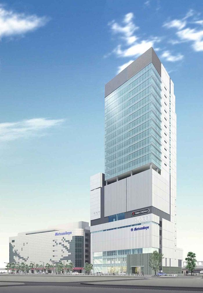 上野フロンティアタワー/画像提供:シタマチ.フロントPR事務局
