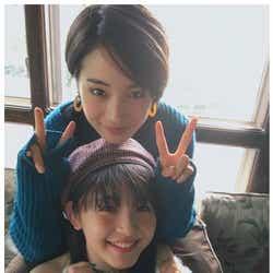 """モデルプレス - 広瀬すずד後輩""""久間田琳加の2ショットが「奇跡の可愛さ」「姉妹みたい」と話題に"""