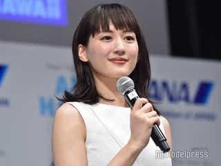 綾瀬はるかのギャップに驚き「かっこいい」「印象変わった」と反響