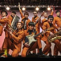 東京スカパラダイスオーケストラ、長谷川白紙とコラボしたニューアルバム収録曲のMVを公開