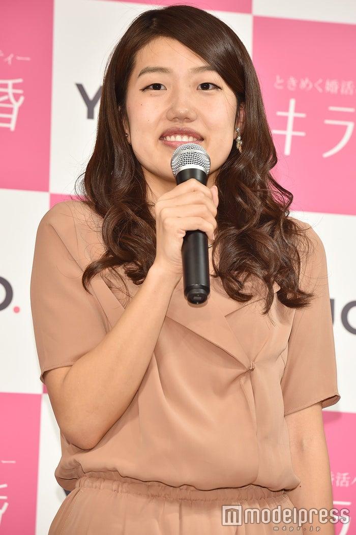 横澤夏子(C)モデルプレス