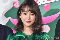 お茶目なヘアスタイルを披露した桐谷美玲 (C)モデルプレス