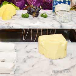 酒の肴にぴったりのチーズ(C)モデルプレス