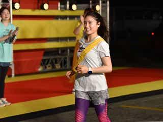 土屋太鳳「24時間募金ラン」で30キロ完走 美しいフォーム&美肌にも驚きの声