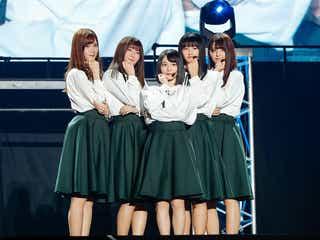欅坂46二期生、伝統の「おもてなし会」レポート!私服ファッションショー&ミニライブで沸かす<セットリスト>
