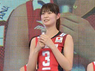 木村沙織「皆さんを熱くしたい」新戦術で世界一を狙う!全日本女子チーム壮行会