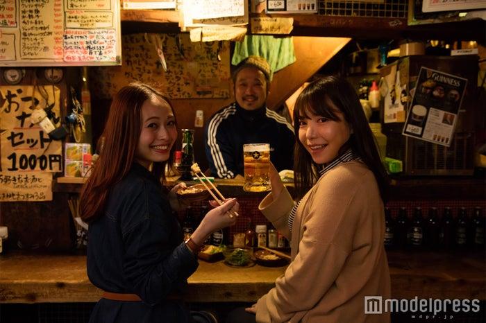 コパンダ/モデル:榊本麻衣、伊原めあり(C)モデルプレス