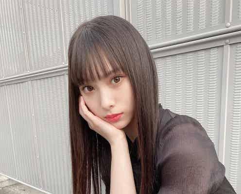 NMB48梅山恋和、8期生オーディションで求める人物像明かす「最強で最高のグループにしたい」熱い思いも<インタビュー>