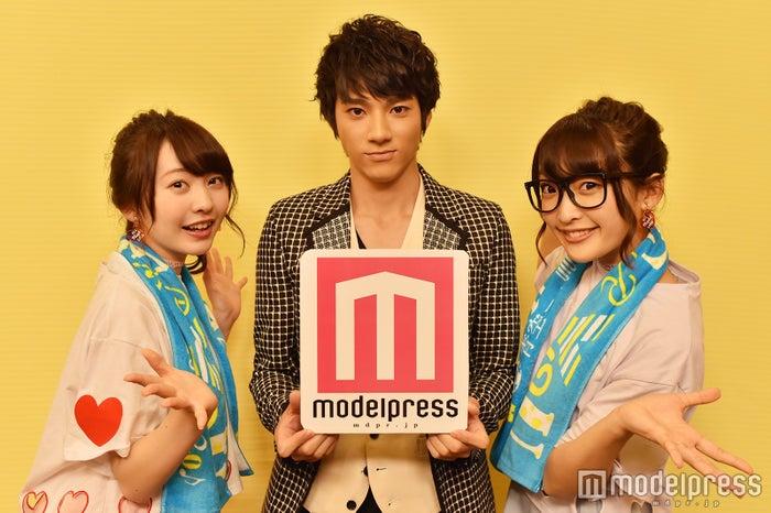 山田裕貴 with まこみな(C)モデルプレス