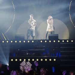 左より:清水翔太、加藤ミリヤ