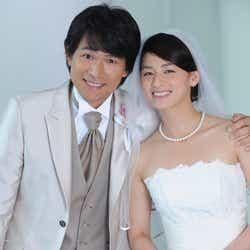 モデルプレス - 尾野真千子&江口洋介、ウエディングショットで接近「ドキドキ感が強かった」