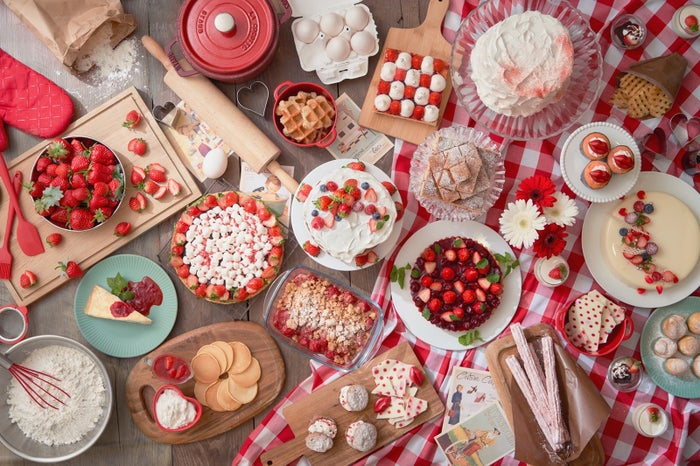 Girl's Sweets Kitchen/画像提供:ホテルマネージメントジャパン