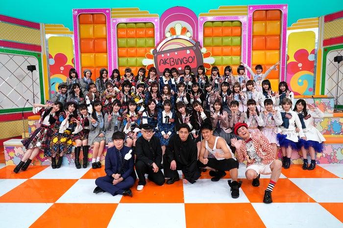 出演者一同 (C)日本テレビ