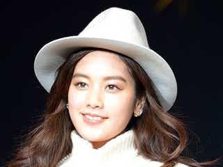筧美和子、冬先取りの真っ白コーデに「可愛い」の声
