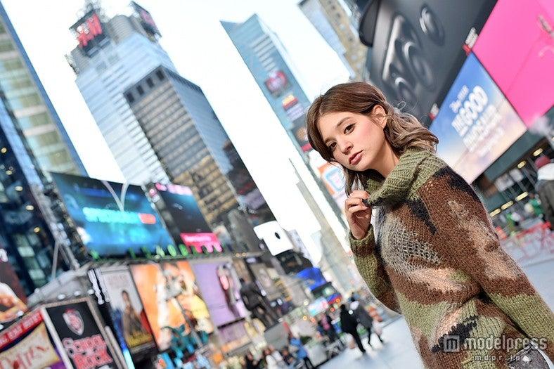 モデルプレス「ヴィクトリアズ・シークレット」ファッションショー現地取材、ニューヨークフォトレポート(モデル:瑛茉ジャスミン)【モデルプレス】