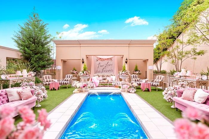 ストロベリーホリック!!~ Sweet × Glitter Party in Paris ~/画像提供:ベストブライダル