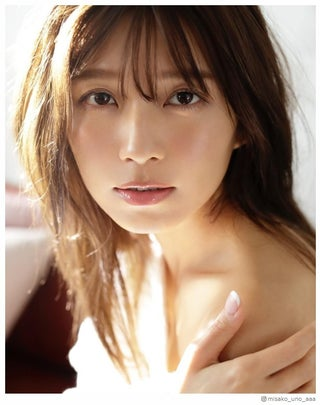 AAA宇野実彩子、ドアップの最新アーティスト写真に絶賛の声「見惚れる」「美」