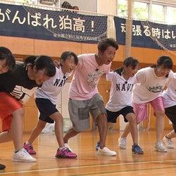 嵐・大野智、義足の少女を応援!国技館100人ダンス企画『24時間テレビ42』