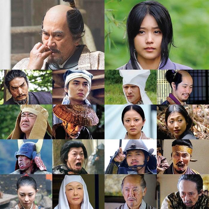 キャラクタービジュアル(C)2017「関ヶ原」製作委員会
