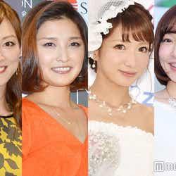 """モデルプレス - 石川梨華結婚でモー娘。4期全員が既婚者に 黄金期OGの""""既婚率の高さ""""も話題"""