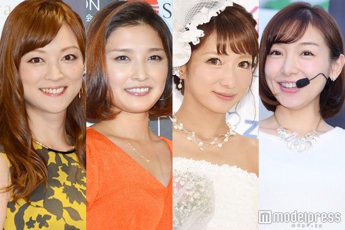 モーニング娘。4期の(左から)吉澤ひとみ、石川梨華、辻希美、加護亜依(C)モデルプレス