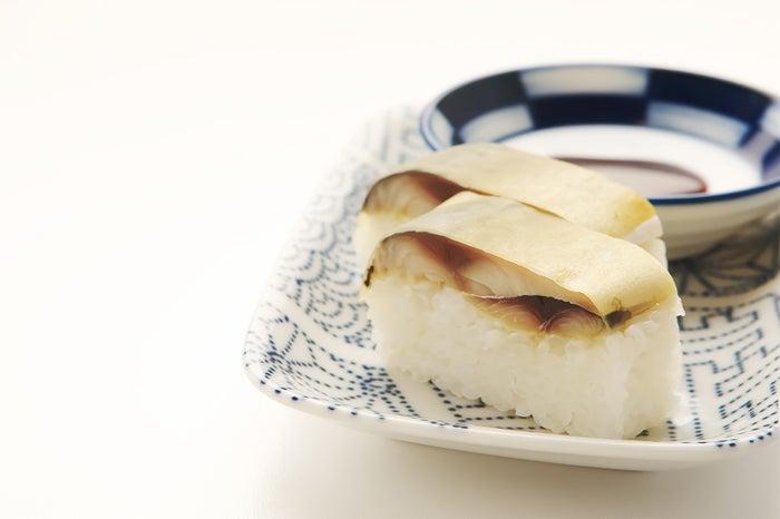 サバ寿司/画像提供:マリブ