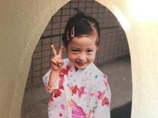 橋本環奈、幼少期ショット公開に「生まれた頃から天使」「常に全盛期」の声