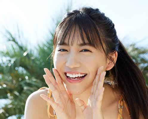 ARCANA PROJECT最年少メンバー・天野ひかる、初グラビアで初々しい水着姿を初披露