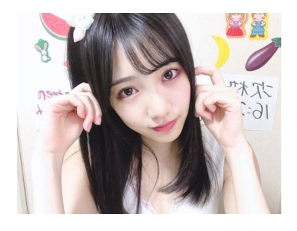 横野すみれ/NMB48オフィシャルブログ(Ameba)より