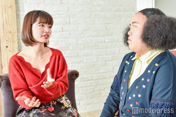 宗香里さん、江上敬子(C)モデルプレス
