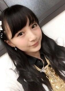 NMB48の山本彩加(NMB48公式ブログ(Ameba)より
