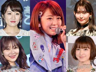 """""""AKB48最後の1期生""""峯岸みなみが卒業 高橋みなみ・小嶋陽菜らOGが続々コメント"""