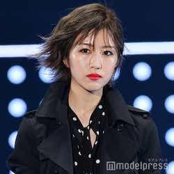 モデルプレス - 欅坂46土生瑞穂のオーラがすごい クールな表情&圧巻スタイル披露<TGC2019S/S>