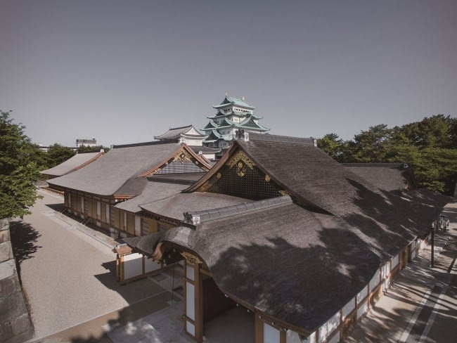 名古屋城本丸御殿/画像提供:名古屋市観光文化交流局名古屋城総合事務所