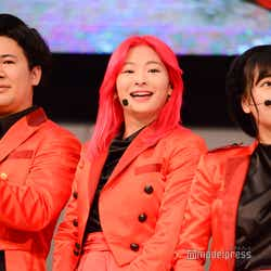 きょん、A-NON、高野祐衣/吉本坂46「泣かせてくれよ」発売記念イベント(C)モデルプレス