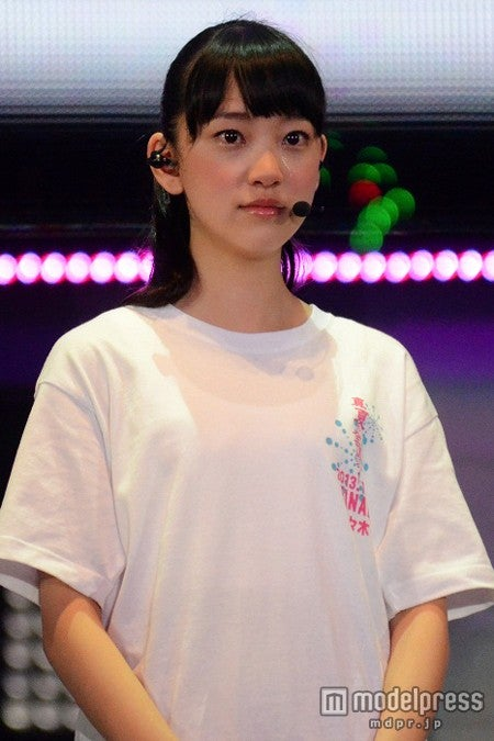 新センターに抜擢された二期生・堀未央奈/乃木坂46全国ツアーファイナル公演より