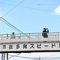 岸井ゆきの、高橋一生「天国と地獄 ~サイコな2人~」第7話より(C)TBS