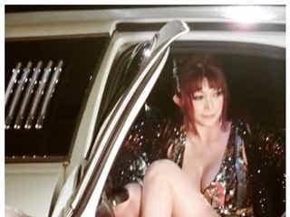 叶美香、際どいSEXYドレス姿に共演者衝撃&興奮 総額2億ファッションをお披露目