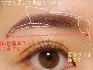 第一印象は眉でキマるって知ってた?「人からこう見られたい」を叶える眉の描き方3選