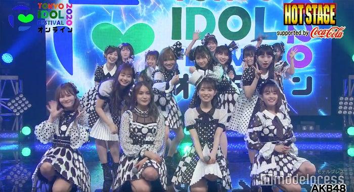 TOKYO IDOL FESTIVAL オンライン2020 AKB48 動画 2020年10月4日 201004