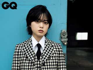欅坂46平手友梨奈「GQ JAPAN」初表紙でテーラードスタイル披露