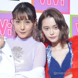 モデルプレス - トリンドル玲奈&玉城ティナ「ViVi」専属モデル卒業を発表