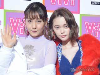トリンドル玲奈&玉城ティナ「ViVi」専属モデル卒業を発表