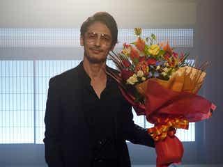玉木宏「極主夫道」クランクアップ「愛すべき方々と撮影を乗り越えられた」